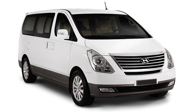 Large Van - Hyundai H1 9 Penger   Vehicle Guide   Hertz Cayman