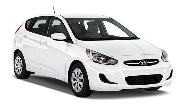 Compact - Hyundai Accent or Similar