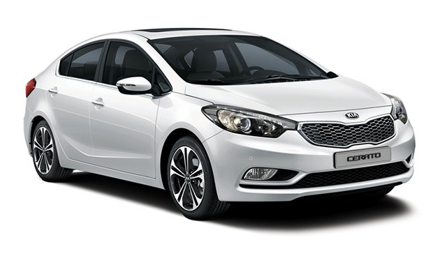 Full Size - Kia Cerato or Similar