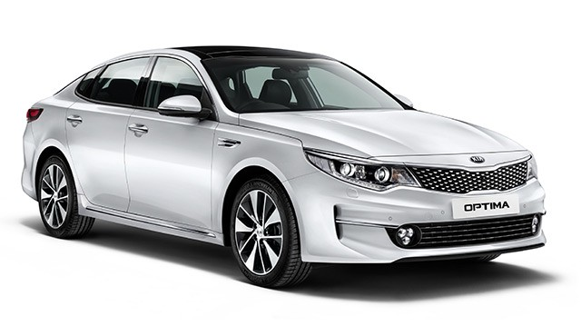 Premium - Kia Optima or Similar