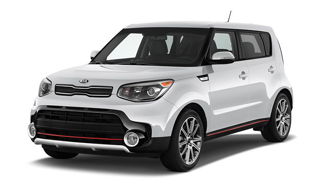 Standard - Kia Soul or Similar
